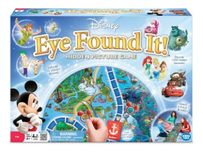 disney eye found it picture game