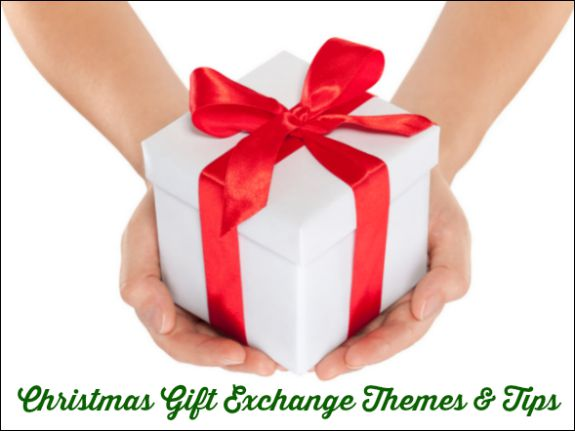 christmas gift exchange themes