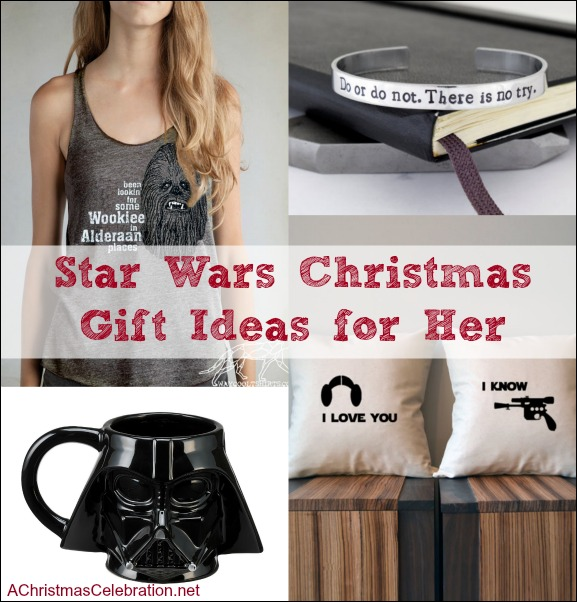 Stars Wars Christmas Gifts for Her