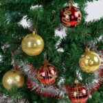 Red and Gold Christmas Tree Ideas – Ornaments, Garland, and More