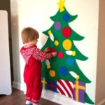 Christmas Tree Gates And 3 Other Ways To Toddler Proof A Christmas Tree