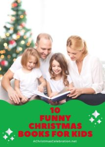 funny christmas books for preschoolers