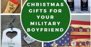 Christmas Gifts For Military Boyfriend 2017