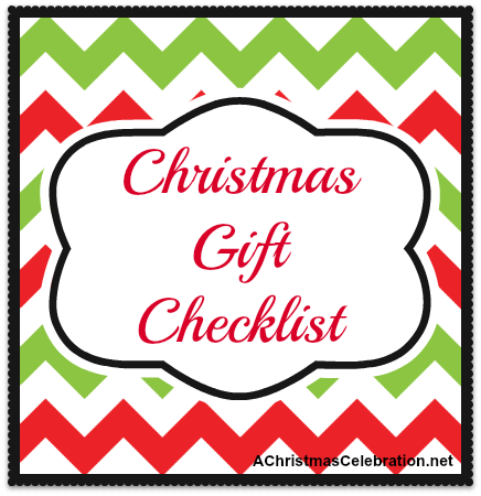Who Should You Buy Christmas Gifts For?