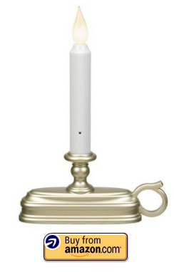 The Best Cordless Window Candles for Christmas
